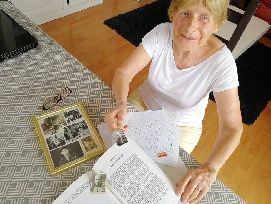À 79 ans, Denise cherche à lever le voile sur les circonstances du décès de son père, en 1948.