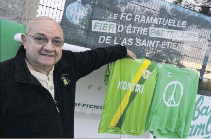 Marcel Chassaigne, dont le stade de Ramatuelle portera le nom le mois prochain, peut être fier de ses « Verts » qui sauvent l'honneur du Golfe.