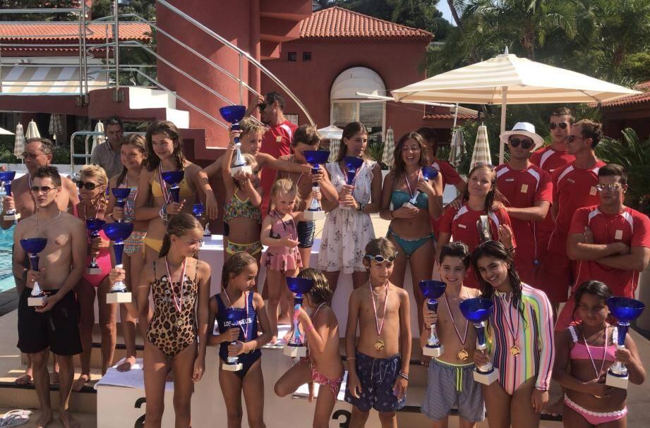 Un événement familial cher au Beach Club et à ses maîtres-nageurs.(DR)