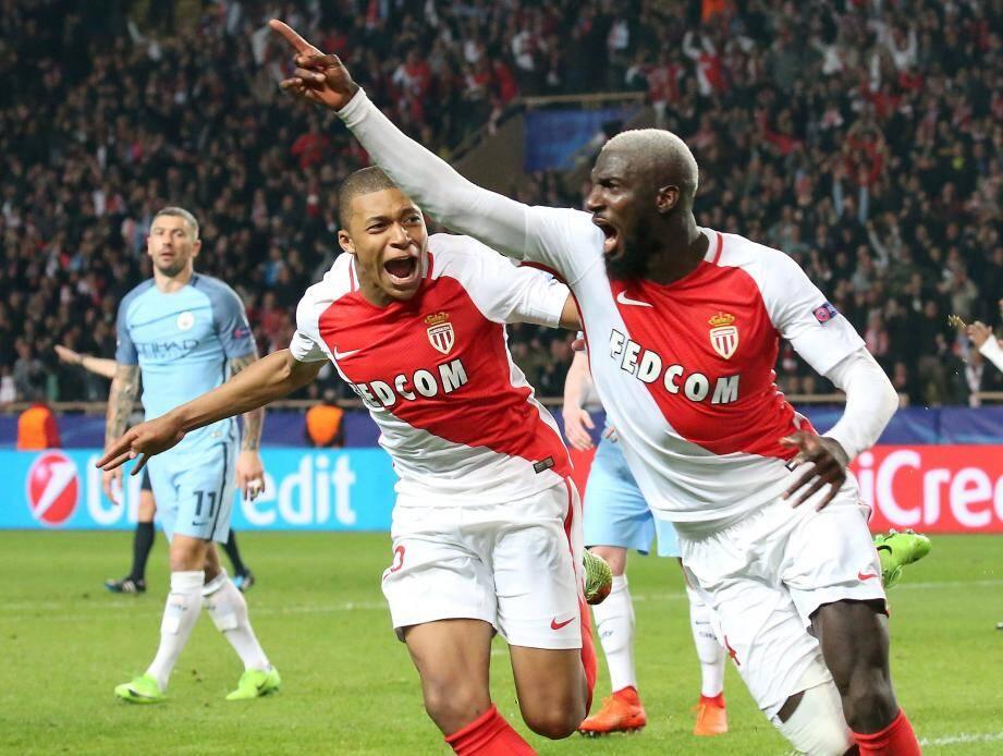 Arthur Zagre, latéral gauche de 17 ans en provenance du PSG a signé hier à Monaco. Tiémoué Bakayoko pourrait suivre.