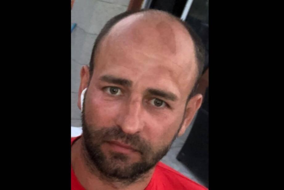 Cet homme est porté disparu depuis le 21 juillet.