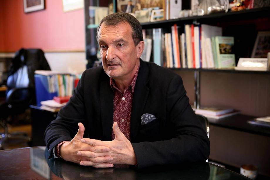 Le maire de Draguignan, Richard Strambio.