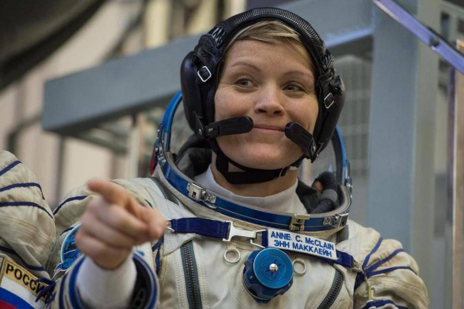 L'astronaute Anne McClain est accusée d'usurpation d'identité.
