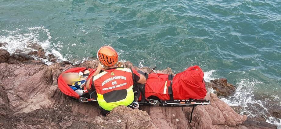 De nombreux accidents de plongeon ont eu lieu cet été.
