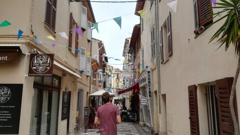 La rue Fourmilière va prendre des airs de fête ce jeudi.