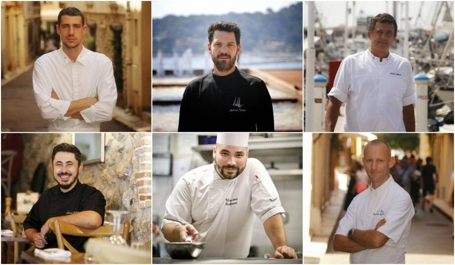 Chacun à leur manière, ces chefs ont décidé de sublimer la gastronomie en y consacrant leur vie.