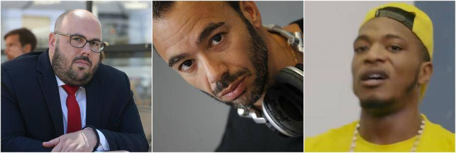 Mouloud Mansouri, directeur de Fu-Jo, une association qui organise des évènements musicaux au sein des établissements pénitentiaires de la région, répond à Philippe Vardon, responsable niçois du RN.