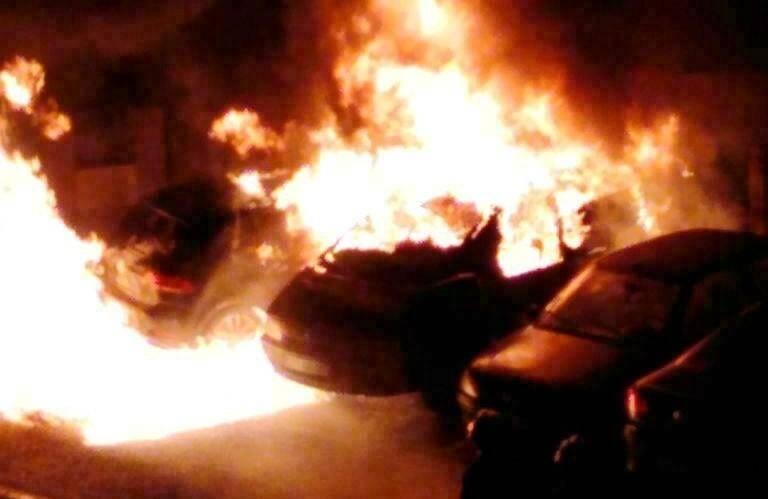 Le feu a pris ce jeudi 15 août, dans la nuit.