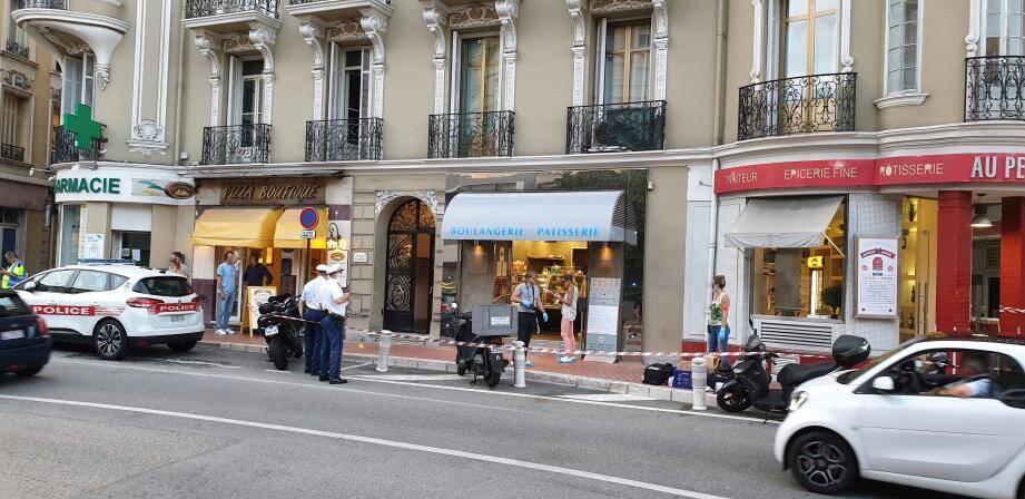 Le drame familial s'est déroulé dans le quartier des Moneghetti, à l'entrée Ouest de Monaco.
