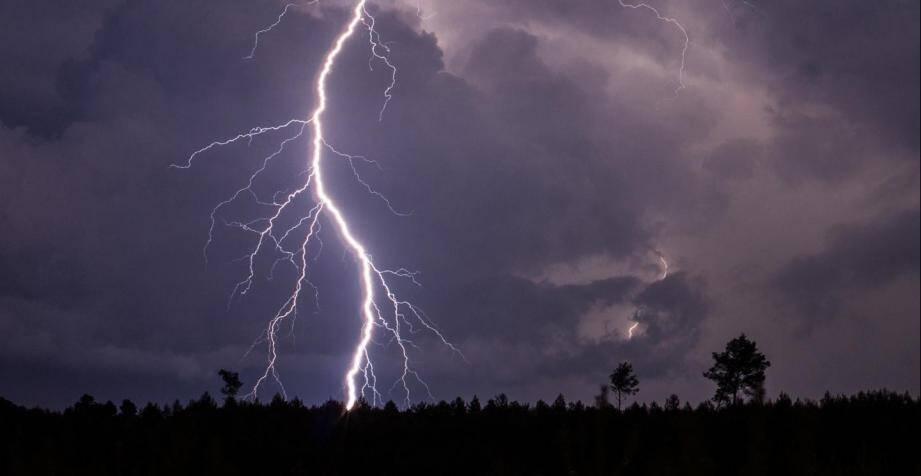 Des orages sont attendus ce mardi dans le Var.