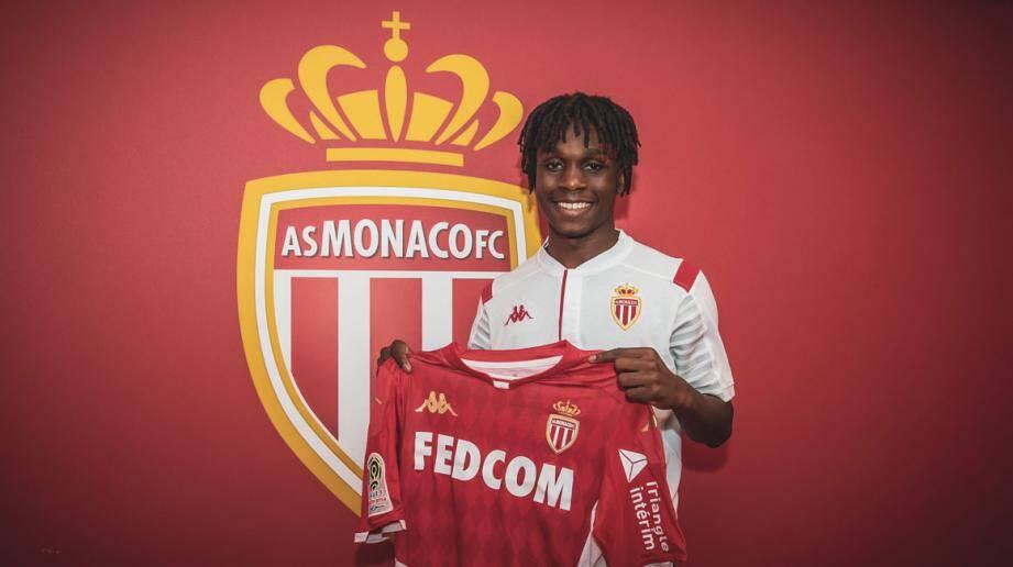 Le mercato de l'AS Monaco a réservé une petite surprise avec l'officialisation du jeune Arthur Zagre en provenance du PSG.