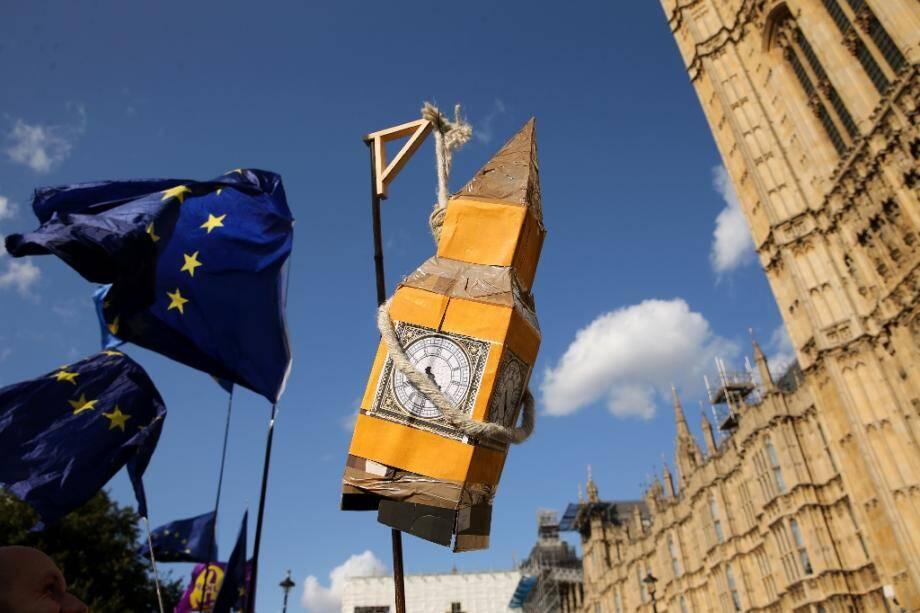 Le sort du Brexit est désormais suspendu au sort du Parlement