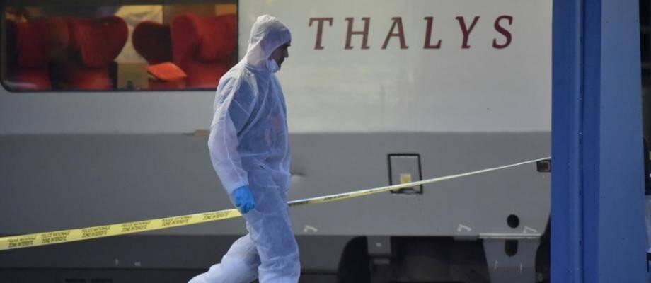Une reconstitution organisée dans l'enquête sur l'attaque déjouée du Thalys.
