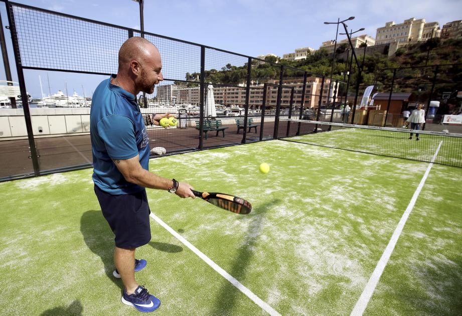 Sport, spectacle et farniente étaient au programme cet été sur le port Hercule.