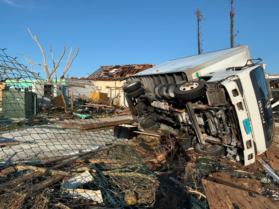 L'ouragan Dorian a déjà fait au moins 20 morts et des dégâts sans précédent aux Bahamas.