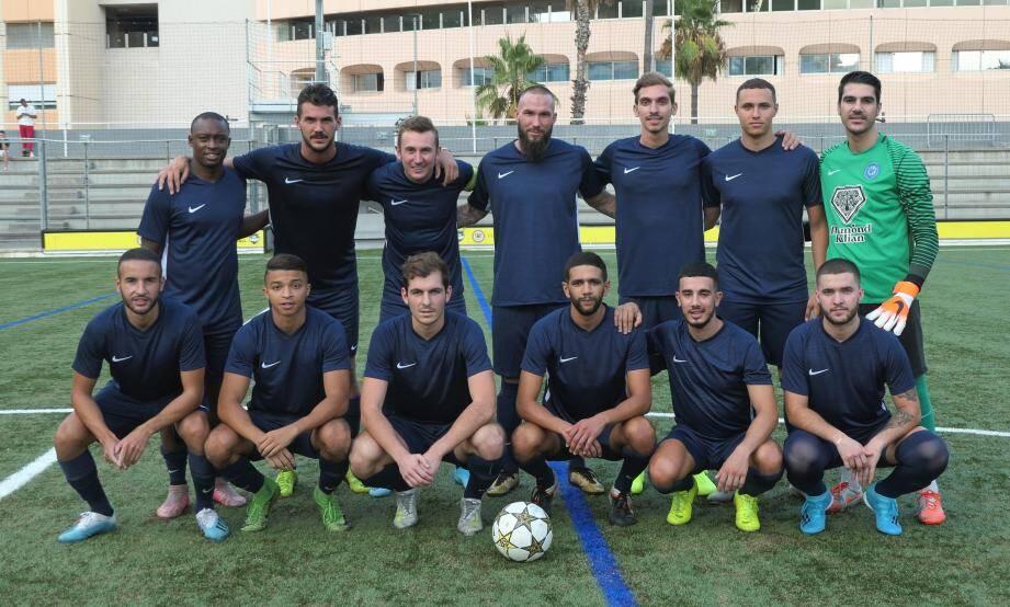 L'équipe de Diamond FC sera très attendue cette saison.