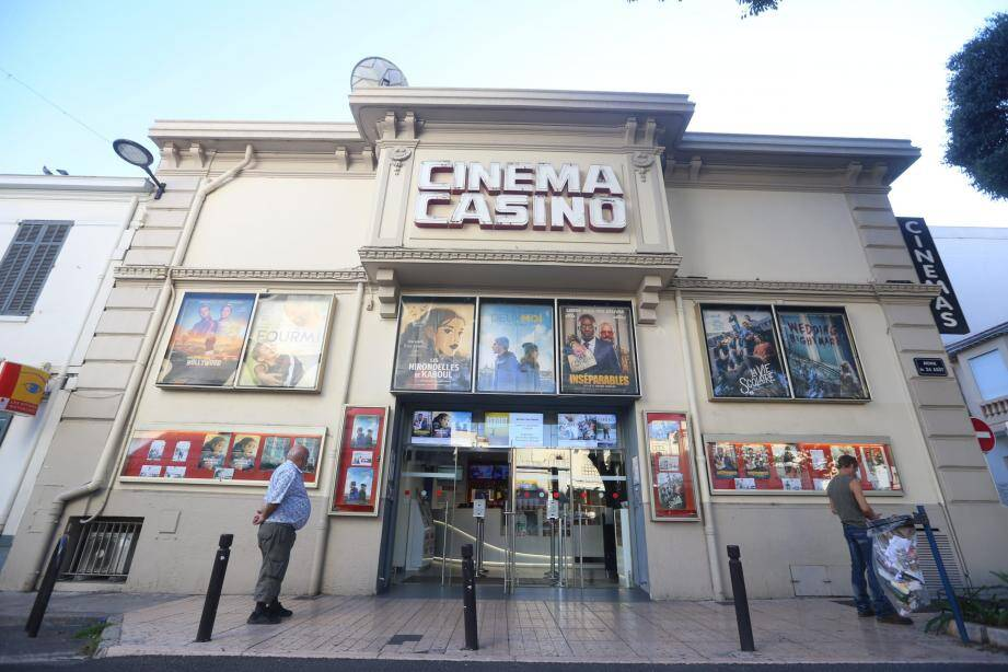 De plus en plus d'avant-premières au cinema Casino.