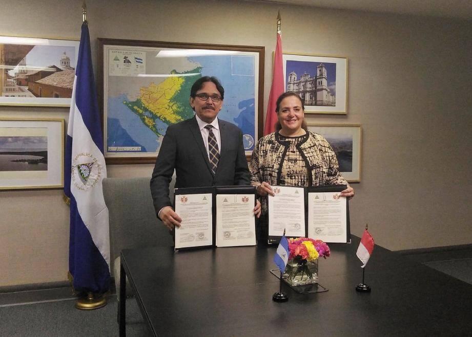 Jaime Hermida Castillo et Isabelle Picco.(DR)