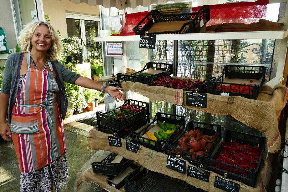 Près de 50 agriculteurs viendront vendre leurs produits à cette foire agribio ce dimanche au Lycée Vert d'Azur qui vendra également sa production