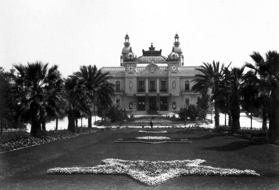 1897 : Monte-Carlo se dessine.
