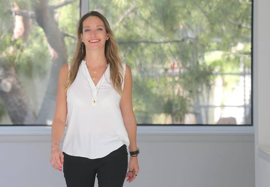 Pour Benoîte de Sevelinges, le e-CHPG est le projet phare de l'année 2019.