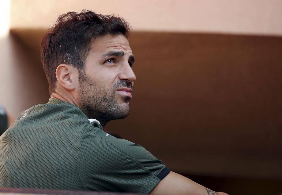 Cesc Fabregas vit un début de saison compliqué.