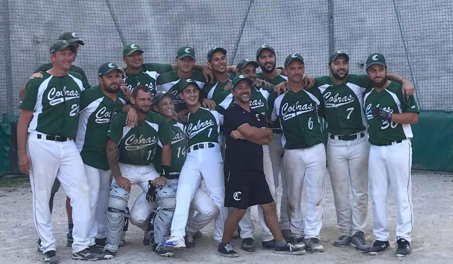 Les samedi 21 et dimanche 22 septembre, le baseball club contois tentera de décrocher le précieux sésame : le titre de champion de France de première division de softball.(DR)