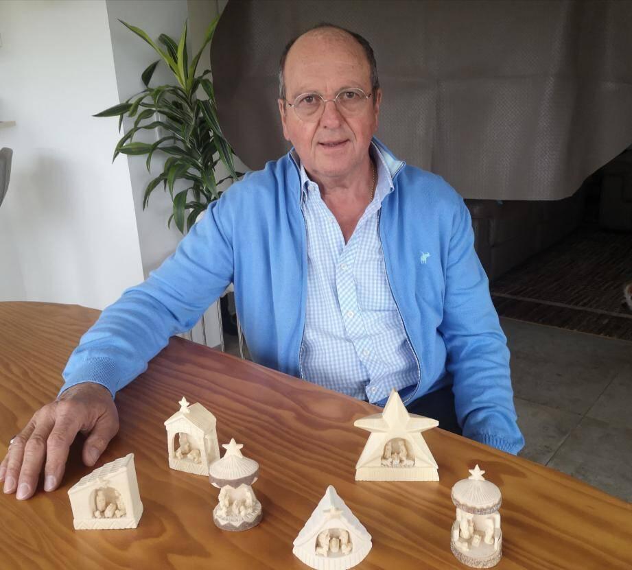 Jean-Louis Albertini a fondé l'association Mada Pitchoun en 2016.