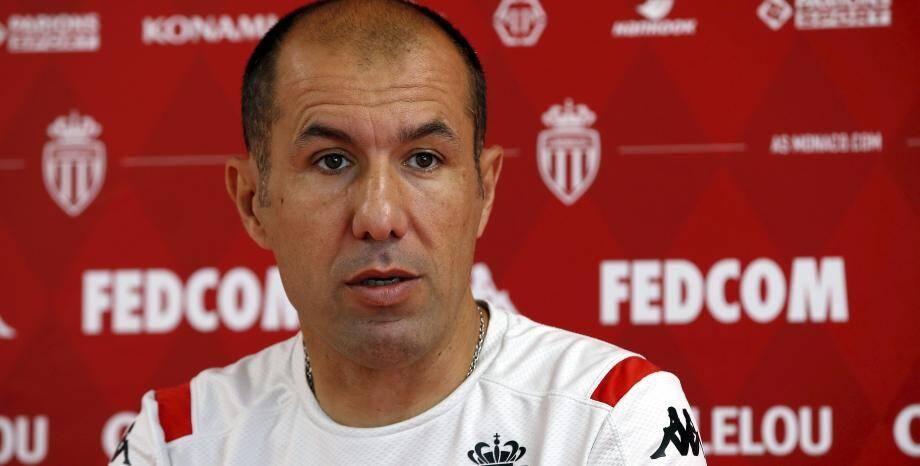 Bavard en conférence de presse, Leonardo Jardim sait qu'il joue gros lors des prochains matches de l'AS Monaco.