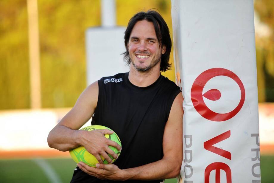 Martin Jagr, l'entraîneur des trois-quarts, se méfie des Varois du RCHCC où il a évolué 4 ans.