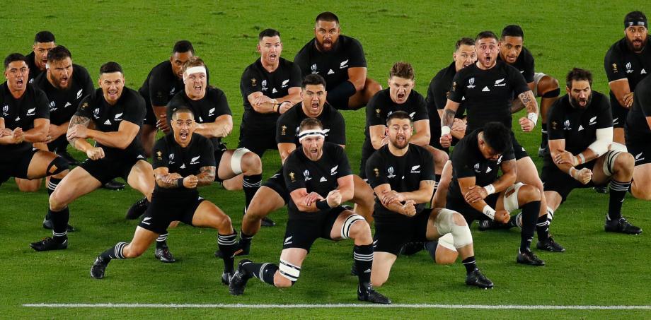 Le Haka a donné le la : la Coupe du monde sera encore Black !