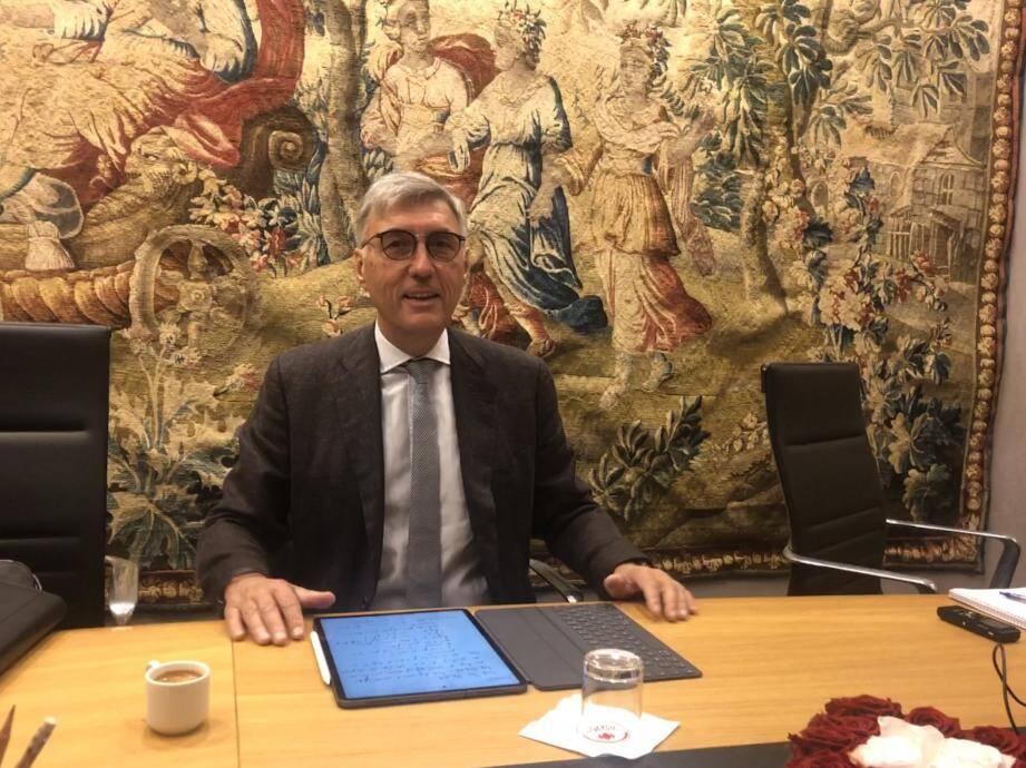 Jean-Louis Grinda, élu Union Monégasque : « En tant que président de la commission pour le Suivi du Fonds de Réserve Constitutionnel, je me sens comptable du bas de laine des Monégasques.