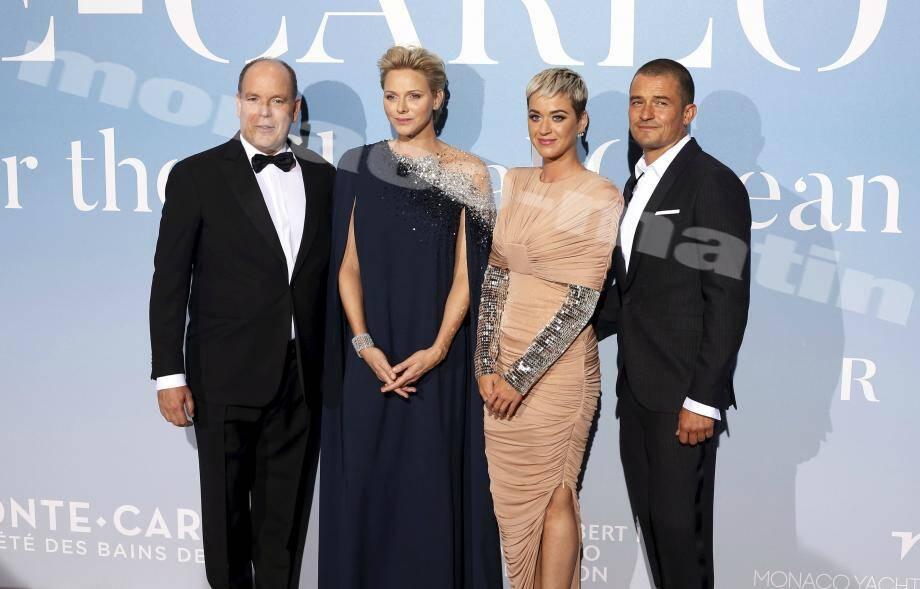 L'an dernier, le couple princier avait accueilli comme invité d'honneur, Orlando Bloom et sa compagne Katy Perry.