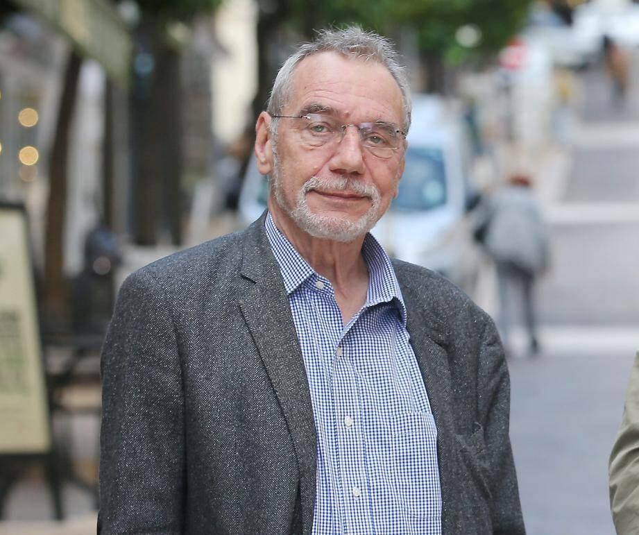 Bernard Pasquier, leader du think tank Monaco 2040.
