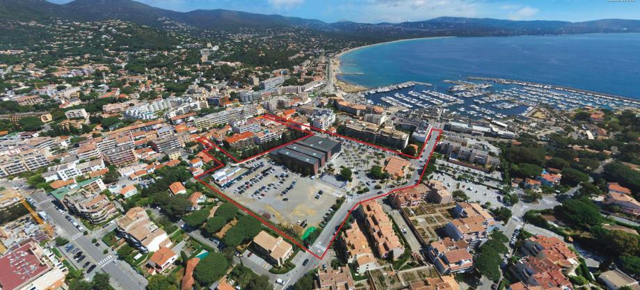 Au cœur du projet « Cœur de ville », le quartier de l'ancien stade devrait voir pousser de nouvelles infrastructures.
