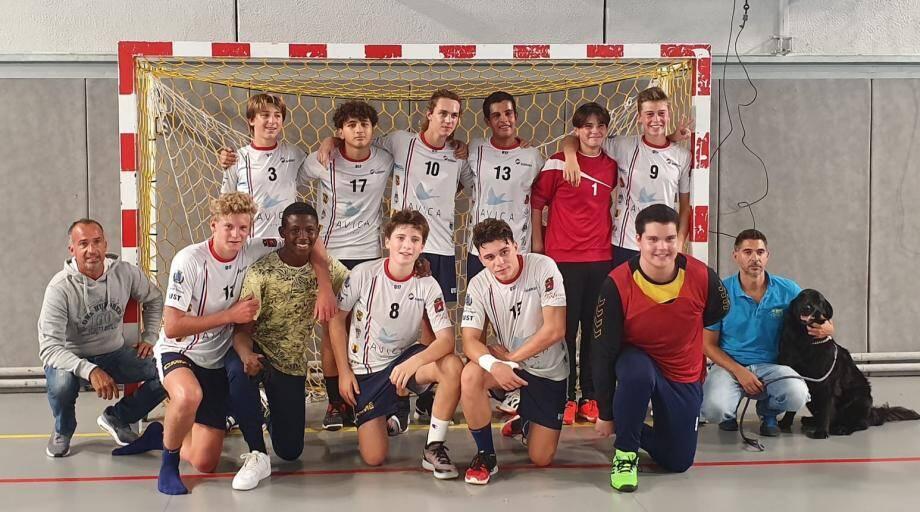Les U17 ont débuté victorieusement en régionale.