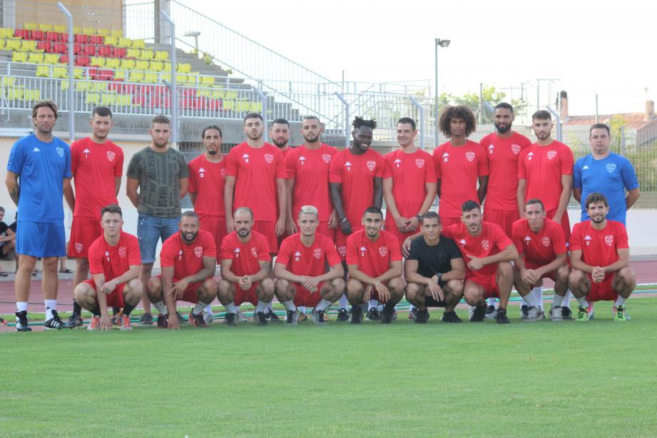 Le groupe six-fournais est mobilisé pour écrire une jolie page du club face au club marseillais d'Euga Adziv dimanche.