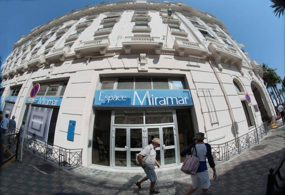 L'espace Miramar va bénéficier d'une rénovation grâce à une convention de mécénat.