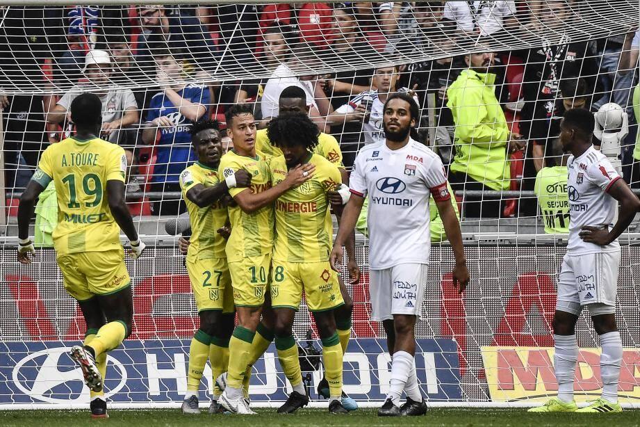 Puni sur sa pelouse par le FC Nantes, l'OL n'a plus goûté à la victoire depuis le 16 août.