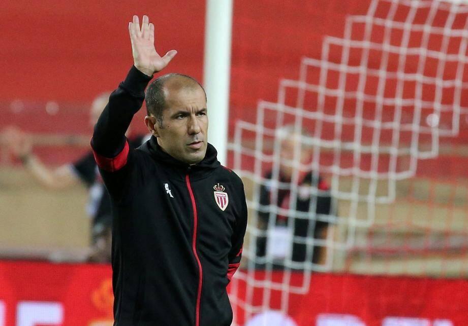 Leonardo Jardim a pu ménager certains joueurs en fin de rencontre contre Brest.