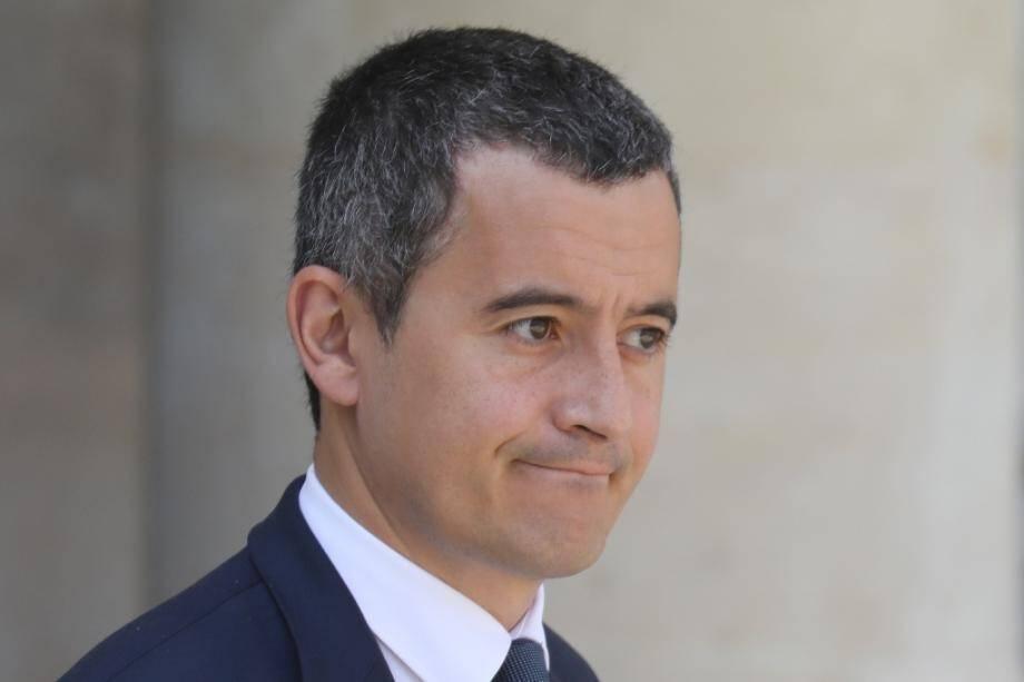Le ministère de l'Action et des Comptes publics, Gérald Darmanin..