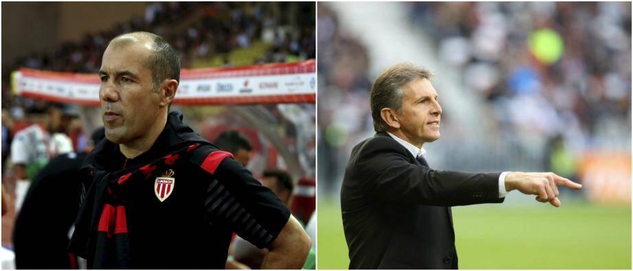 En cas de mauvaise performance à Reims ce week-end, Leonardo Jardim pourrait laisser sa place à Claude Puel.