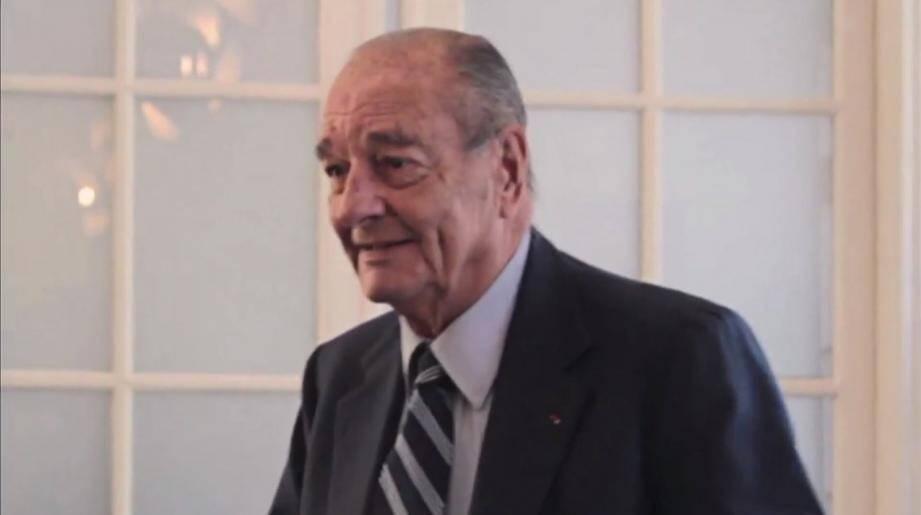 Ce sont les dernières images privées de Jacques Chirac.