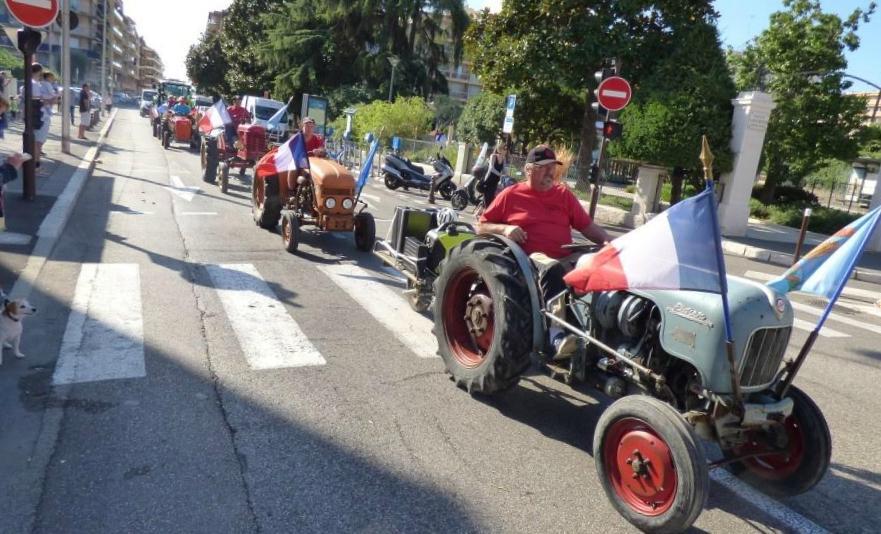 La Fête du terroir a attiré entre 13.000 et 15.000 personnes à Saint-Laurent-du-Var dimanche.