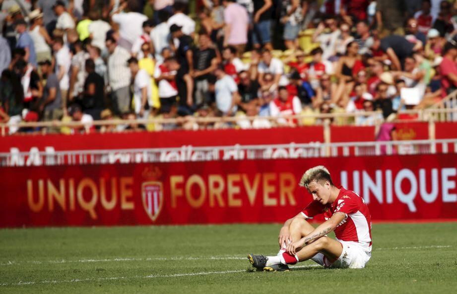Après quatre journées de Ligue 1, l'ASM et Golovin n'ont toujours pas gagné le moindre match.