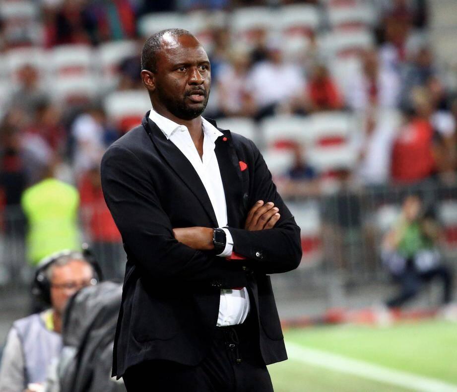 Patrick Vieira a pioché dans les effectifs du centre de formation pour l'opposition amicale contre Lausanne.