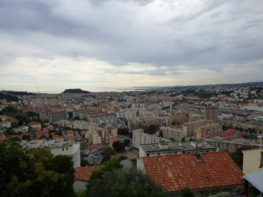 Les nuages vont s'amonceler sur la Côte d'Azur.