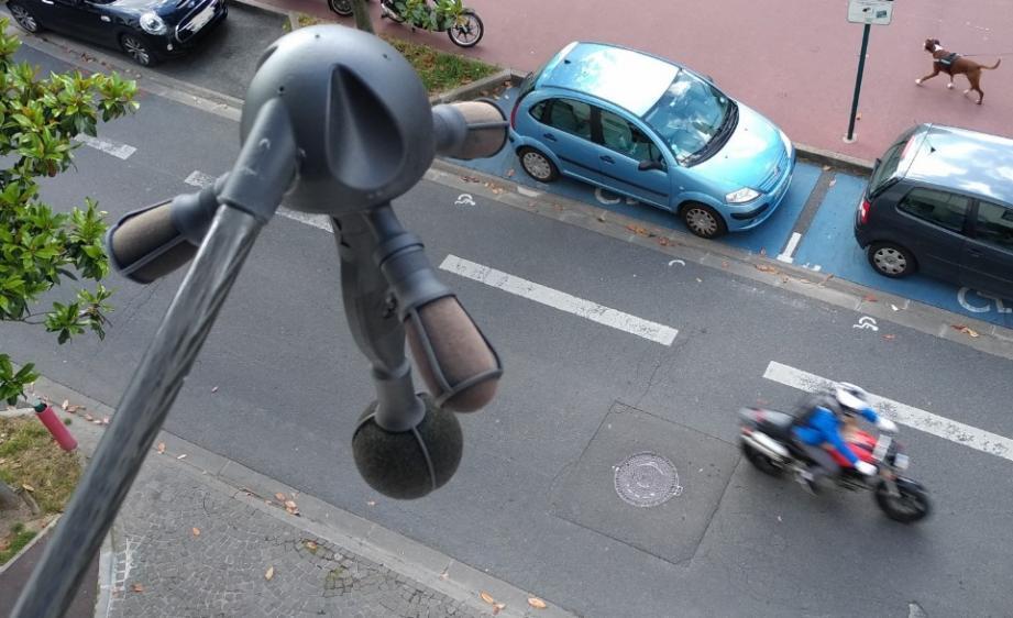 Bruitparif a installé ses premiers radars anti-bruit en Île-de-France.