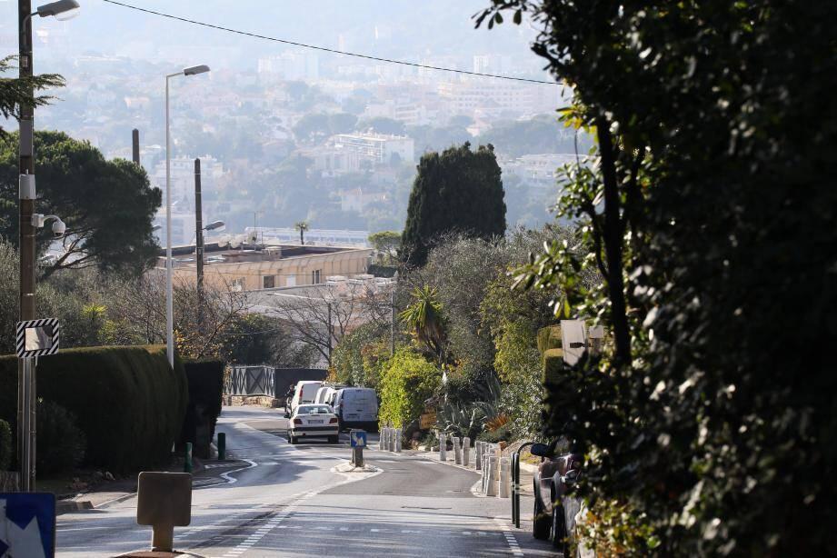 Le vol à main armée chez des particuliers s'était déroulé dans le secteur des Bréguières, au Cannet.
