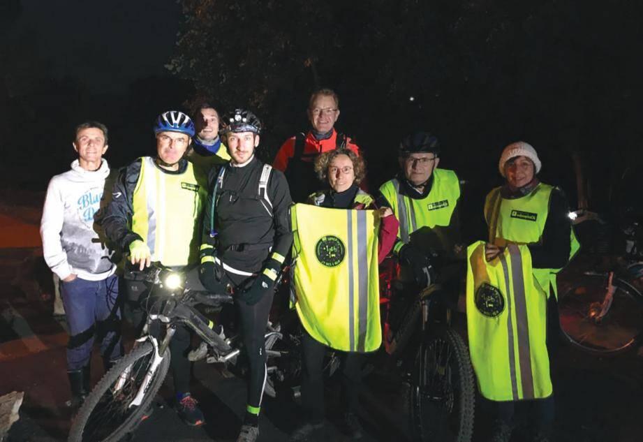 L'opération de sensibilisation à la sécurité des cyclistes se déroulera à Sophia Antipolis le mardi 5 novembre entre 17h30 et 19h.